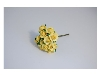 Click here for larger picture - Mini Open Rose X12 Yellow  £1.79
