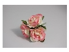 Click here for larger picture - Tea Roses X3 Cream/Pink  £1.79