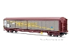 Renfe 4-axle Sliding-wall Wagon JJPD Oxide Red Livery Paquete Exprés Livery Period IV (HE6000) £29.49 Added to website on 19/02/2020 00:18:10