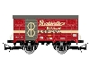 "R.N. 2-axle Covered Wagon ""Barreiros"" Period III/IV (HE6011) £23.49 Added to website on 19/02/2020 00:22:35"