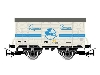 "R.N. 2-axle Covered Wagon ""Pegaso"" Period III (HE6017) £23.49 Added to website on 19/02/2020 00:25:16"