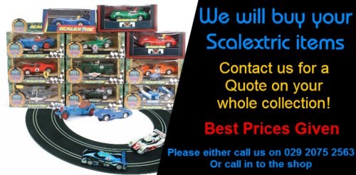 Pre Owned / Second Hand Models Cardiff